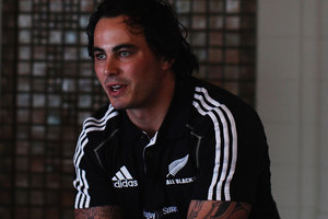 Zac Guildford. Photo / Getty.