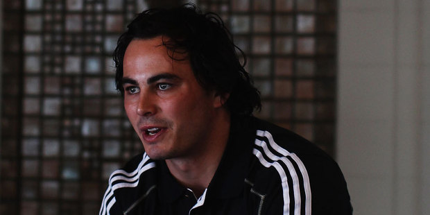 Former All Blacks wing Zac Guildford will enter a new chapter in his rugby career when he heads to France to take up a three-year contract with Clermont Auvergne. Photo / Getty.
