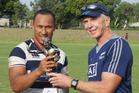 Auckland beat Taranaki 26-5 in the final. Photo / Maru Ririnui