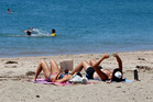 More than half of New Zealanders - 52 per cent - admitted feeling holiday deprived. Photo / Chris Gormon