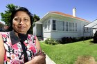 Saras Kumar recently bought her house from Housing New Zealand. Photo/George Novak.