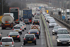 There are plans to reduce the speed on Britain's M1 motorway.