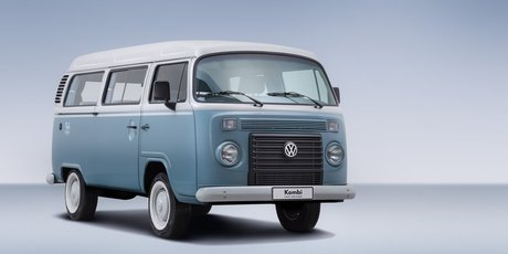 Brazil wants to keep making the Kombi