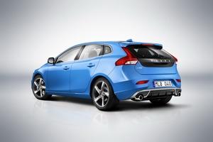 Volvo sales were up in 2013