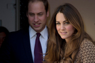 Kate Middleton will celebrate her 32nd birthday in private, a royal spokesman says. Photo / AP
