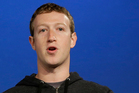 Facebook CEO Mark Zuckerberg speaks at Facebook headquarters in Menlo Park, California. Photo / AP