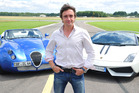 Richard Hammond's collection has had