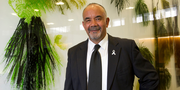 Te Ururoa Flavell must retain his Waiariki seat to bring one or two MPs from his party list for National. Photo / Mark Mitchell