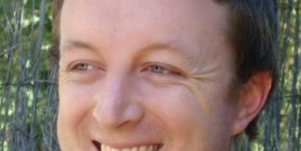 wta150313supkieran.jpg Mug Shot - Kieran McAnulty. Pic supplied to WTA by Kieran McAnulty. WTA 16Mar13 - HAND UP: Kieran McAnulty wants the Labour Party nomination for Wairarapa. PHOTO/SUPPL
