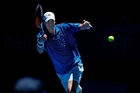 At No14 John Isner is the top ranked American and his serve remains his greatest weapon. Photo / Getty Images