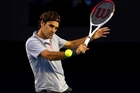 Roger Federer played in Auckland in 2000. Photo / Getty Images