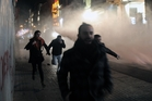 Violence between the Turkish Government and protesters has sometimes been extreme as Prime Minister Recep Tayyip Erdogan asserts control. Pictures / AP