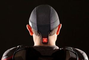 Reebok Checklight is designed for use in all helmeted and non-helmeted contact sports. Photo / Reebok