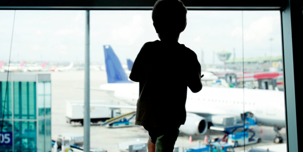 Joe Rickey Hundley will spend eight months in jail for slapping a crying toddler on a flight. Photo / Thinkstock