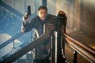 Harrison Ford in Bladerunner.