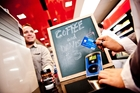 More and more Kiwis are using contactless payment.