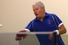 Kevin Savage will compete at this week's World Veteran Table Tennis Championships in Auckland.
