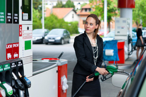 Common chemicals including those in petrol could be linked to breast cancer. Photo / Thinkstock