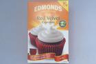 Edmonds Red Velvet Cupcakes. $5.99 for 365g.