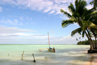 Kiribati is likely to be engulfed by waves by the end of this century - and to become uninhabitable long before then. Photo / Thinkstock