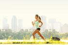 Spend 45 minutes, three times a week doing traditional endurance exercise. Photo / Thinkstock