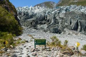 Fox Glacier. Photo / Thinkstock