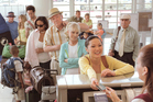 Passengers have responded to increased fees for checking into the hold by taking more hand luggage. Photo / Thinkstock