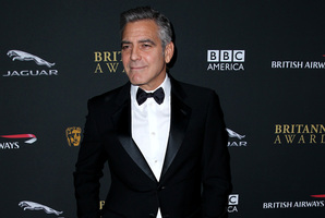 George Clooney. Photo/AP.