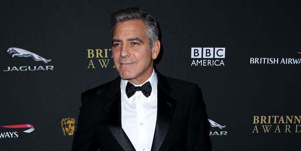 George Clooney. Photo/AP.