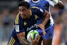 Malakai Fekitoa has been a standout for the Highlanders in Super 15 this season. Photo / Getty Images