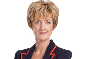TV3 political commentator Linda Clark