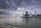 The Malacca Straits Mosque. Photo / Thinkstock