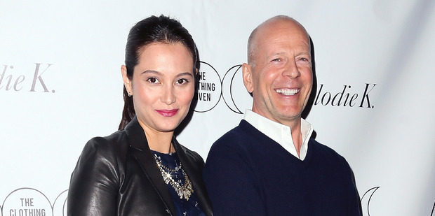 Actor Bruce Willis and model Emma Heming have welcomed a baby girl into their family. Photo / Getty Images