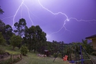 The researchers analysed Met Office data on lightning strikes over the UK between 2000 and 2005. Photo / Thinkstock