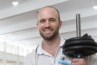 TRAINER: Dr Aaron Randell is helping Rotorua men lose weight and get healthy. PHOTO/FILE