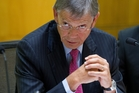 Graeme Wheeler says banks have been swift to follow the new policy. Photo / Mark Mitchell