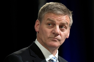 Finance Minister Bill English says the country needs a counter-cyclical fiscal policy, including running surpluses and paying down debt. Photo / Mark Mitchell