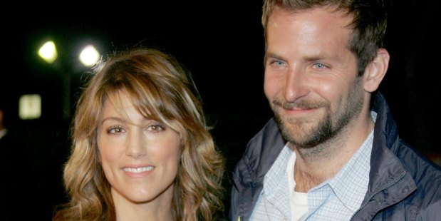 Jennifer Esposito and Bradley Cooper at the premiere of Babel in 2006. Photo / Getty Images