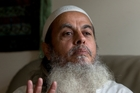 Sheikh Abu Abdulla says he is not a terrorist and will co- operate with police over his mosque ban. Photo / Brett Phibbs