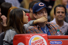 Actors Mila Kunis, left, and Ashton Kutcher are expecting their first child later this year. Photo/AP.
