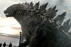 A scene from Godzilla, which is released on Thursday.