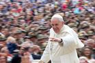 Pope Francis. Photo / AP