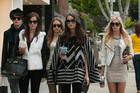 The theft in 2013 came hours after the premiere of The Bling Ring.