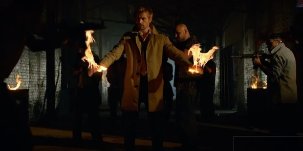Constantine is one of the must-see televisions shows of the year.