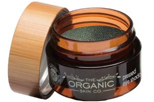 World Organic eyeshadow,