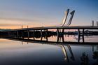 The NZ Commercial Project Award supreme winner, the Hatea Bridge.