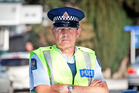 Head of Western Bay Road Policing Senior Sergeant Ian Campion.
