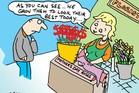 Bromhead Cartoon.