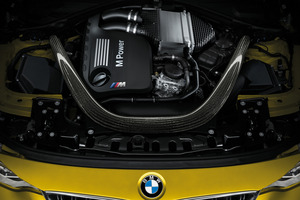 2014 BMW M4 Coupe at launch in Portugal. Photo / Supplied