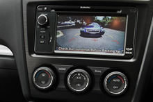 A reversing camera is essential in cars.